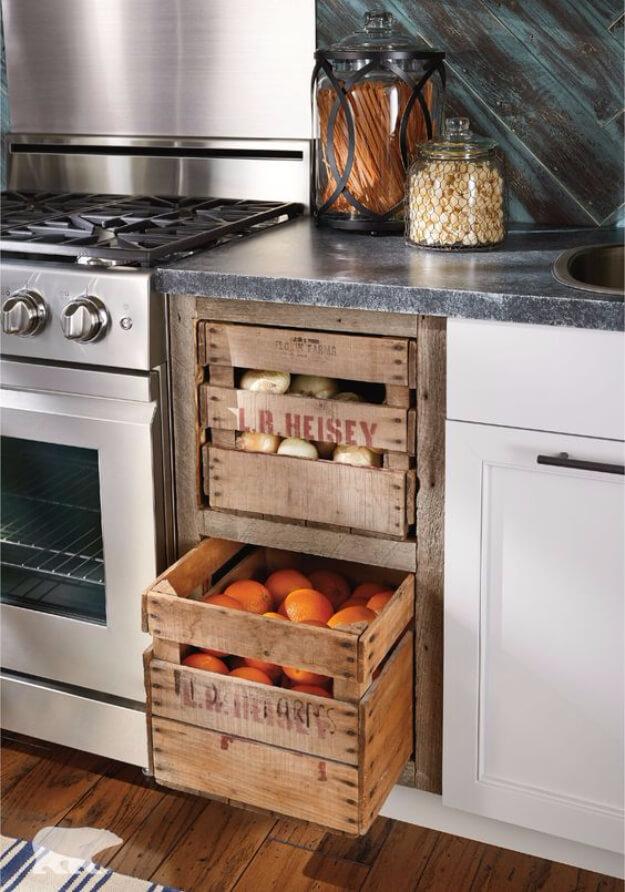 Idei de amenajare a bucatariei in stil rustic - Poza 7
