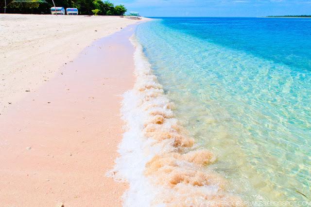 Cum arata cea mai frumoasa plaja cu nisip roz - Poza 5