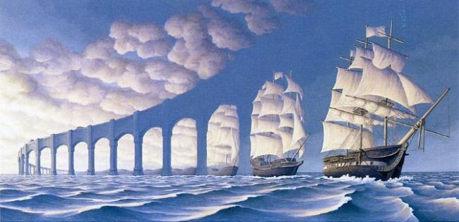 10 iluzii optice care te pun pe ganduri - Poza 10