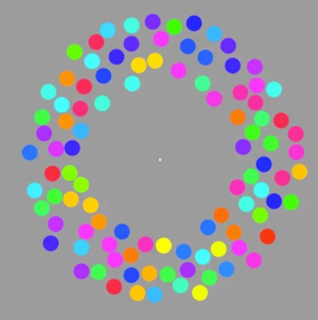 10 iluzii optice care te pun pe ganduri - Poza 8