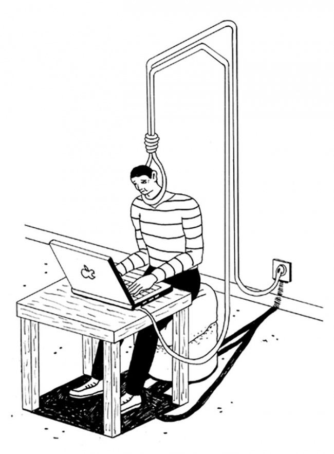 Latura intunecata a societatii moderne - Poza 1