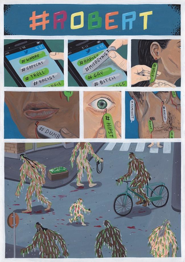 Latura intunecata a societatii moderne - Poza 11