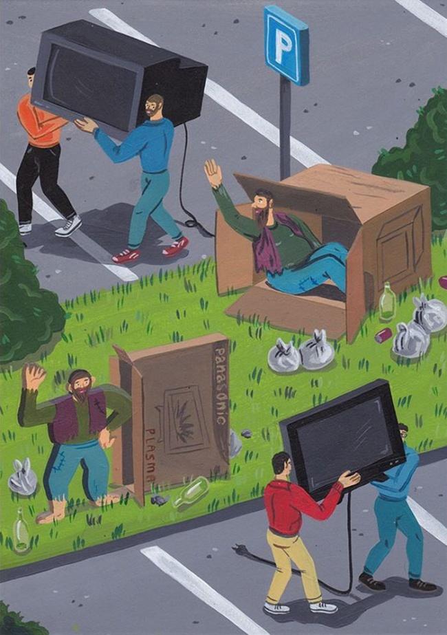 Latura intunecata a societatii moderne - Poza 2