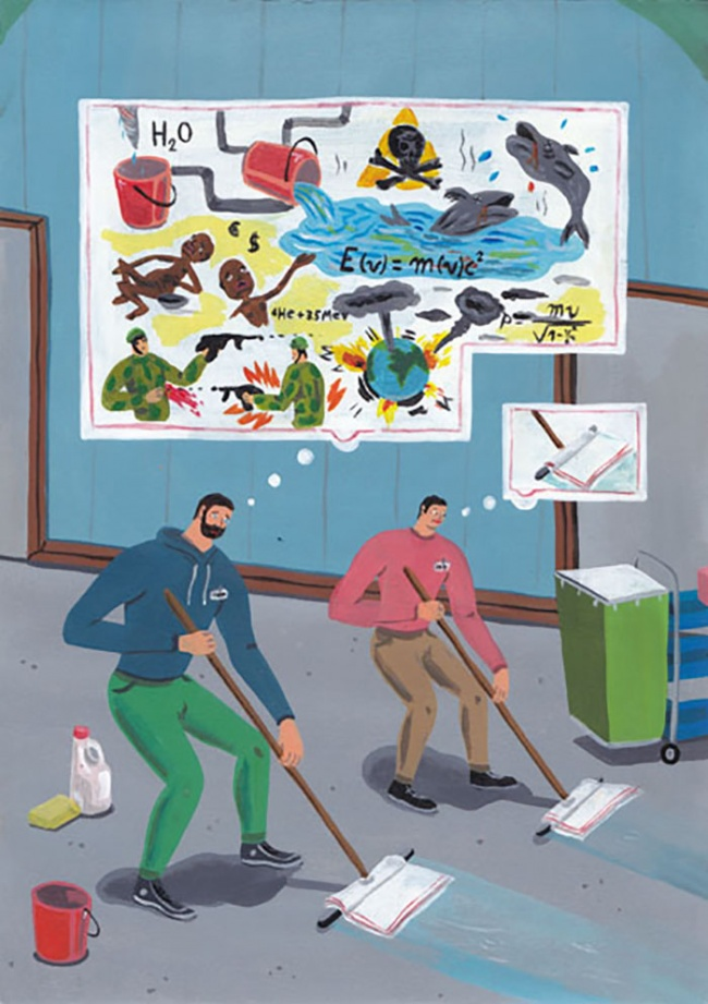 Latura intunecata a societatii moderne - Poza 4
