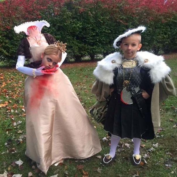 Cele mai tari si inspirate costume de Halloween - Poza 10