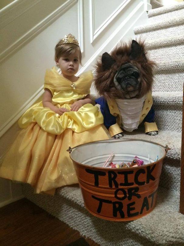 Cele mai tari si inspirate costume de Halloween - Poza 12