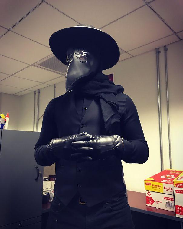 Cele mai tari si inspirate costume de Halloween - Poza 14