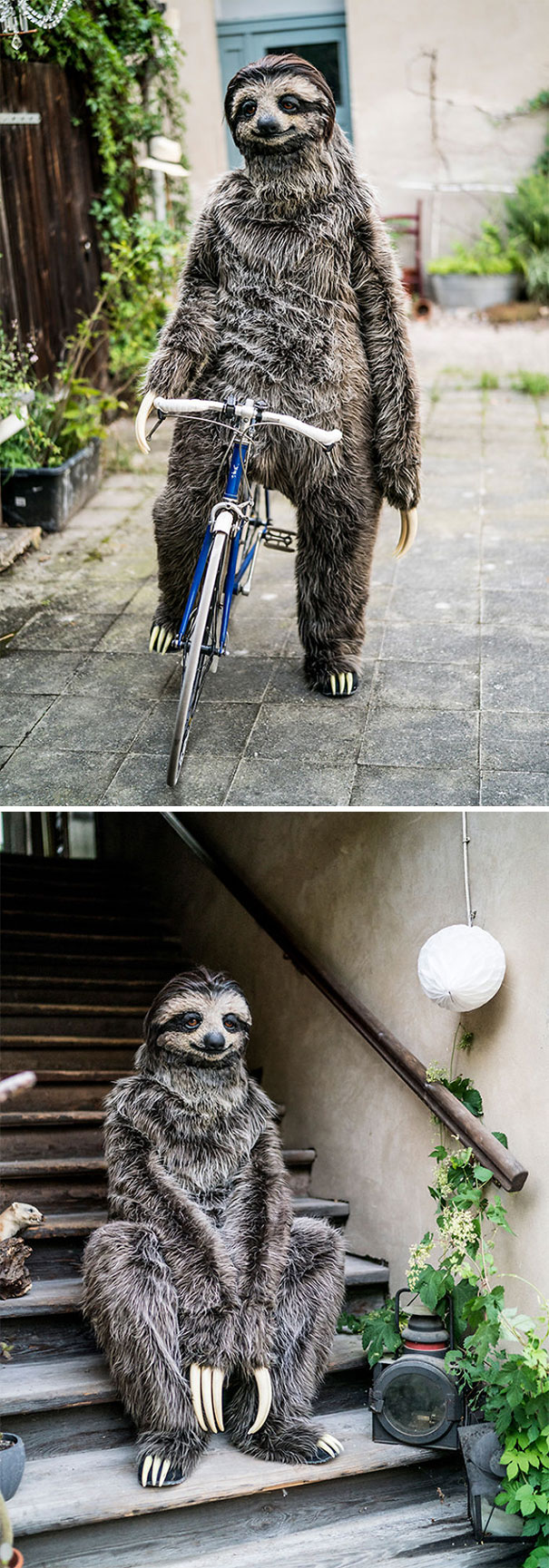 Cele mai tari si inspirate costume de Halloween - Poza 9