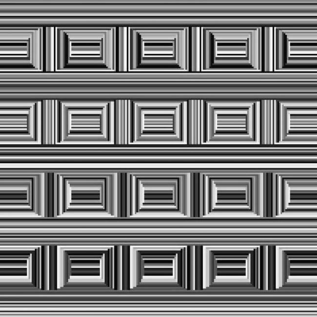 Sapte iluzii optice inedite care te vor pune pe ganduri - Poza 7